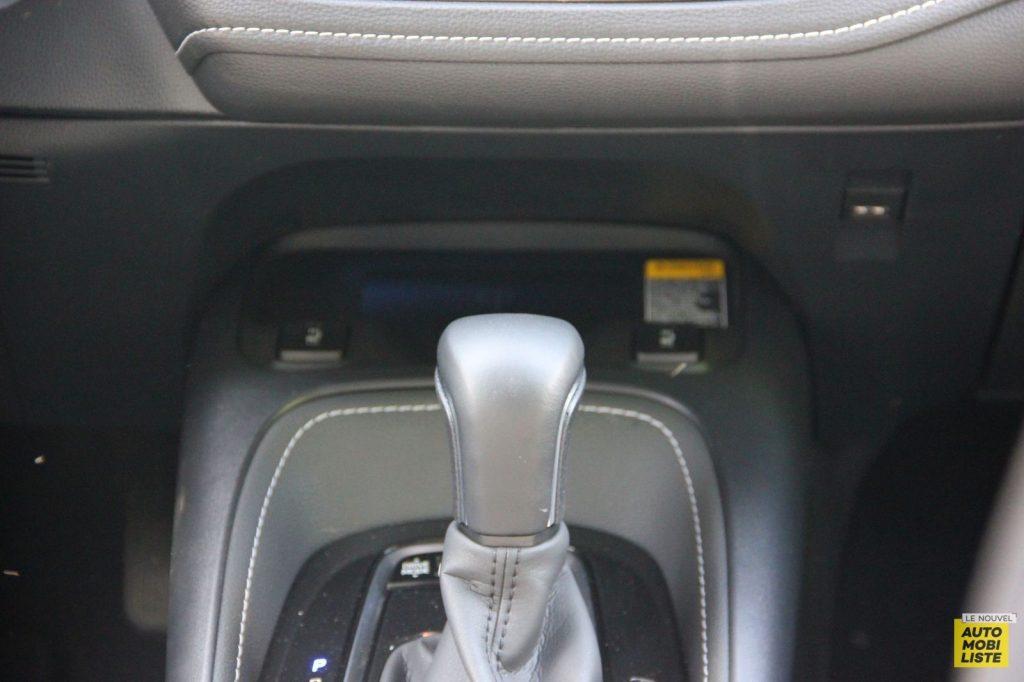 Essai Suzuki Swace 60