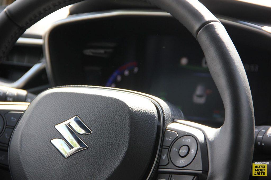 Essai Suzuki Swace 62