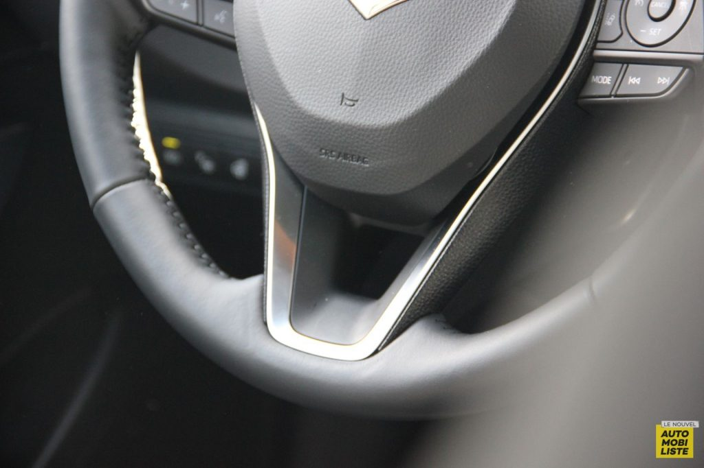 Essai Suzuki Swace 65