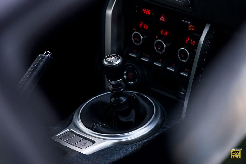 Essai Toyota GT86 D 4S Racing Blue Edition Boite manuelle 6 rapports