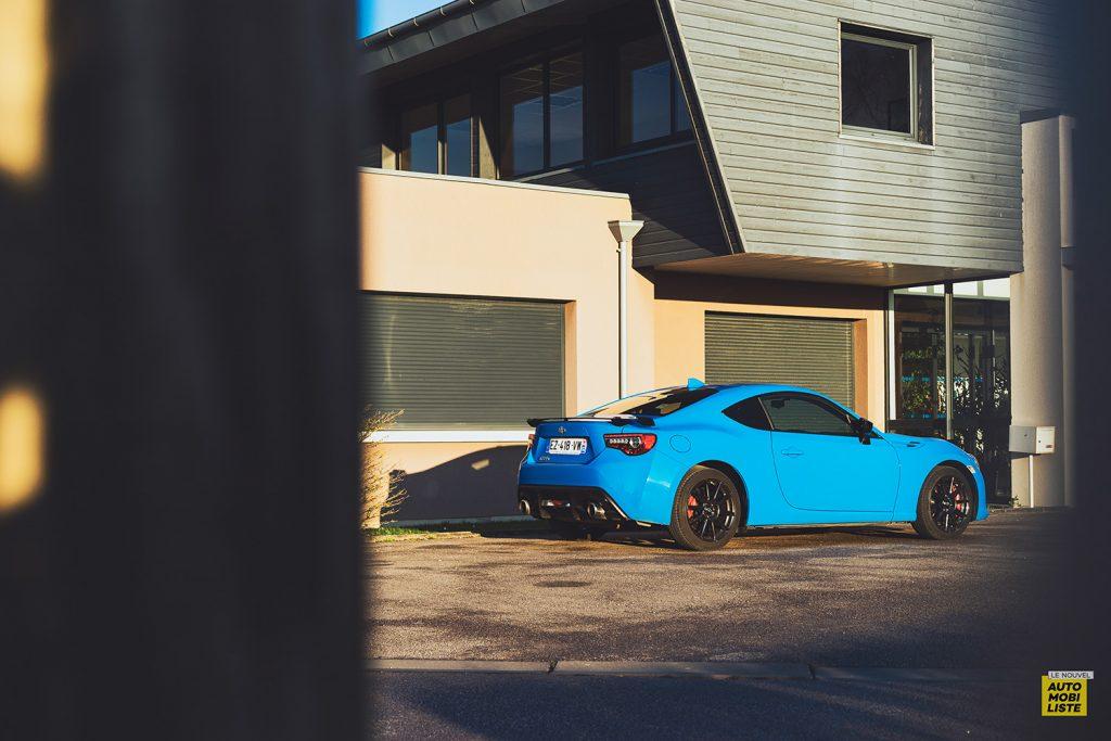 Essai Toyota GT86 D 4S Racing Blue Edition Profil 2
