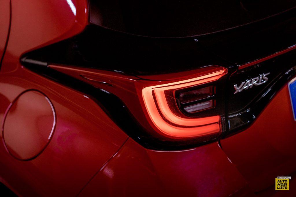 Essai Toyota Yaris La Premiere Edition Hybride Signature lumineuse 2