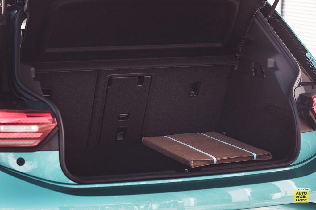Essai VW ID.3 1st Max 58kWh 204ch coffre