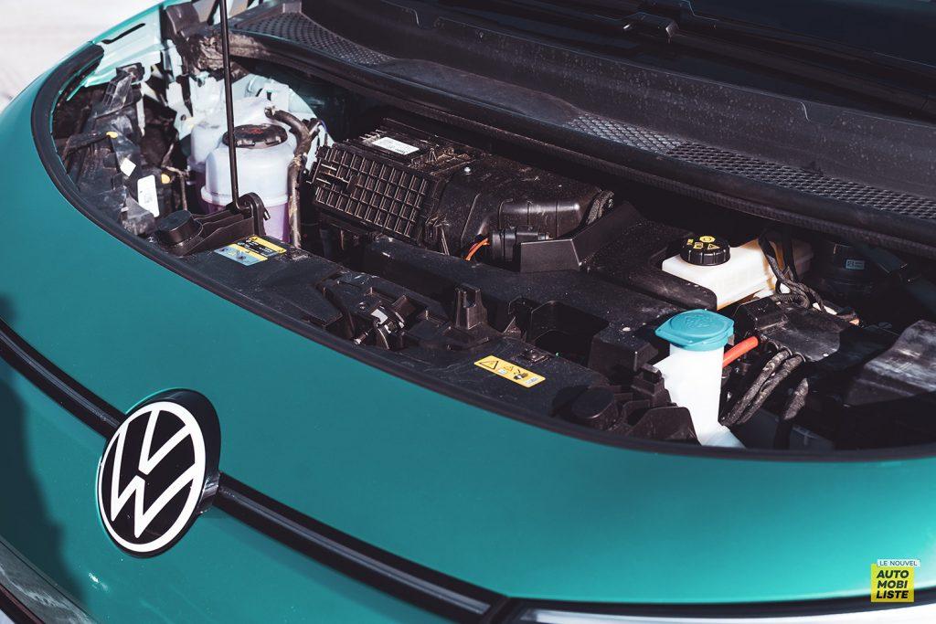 Essai VW ID.3 1st Max 58kWh 204ch moteur