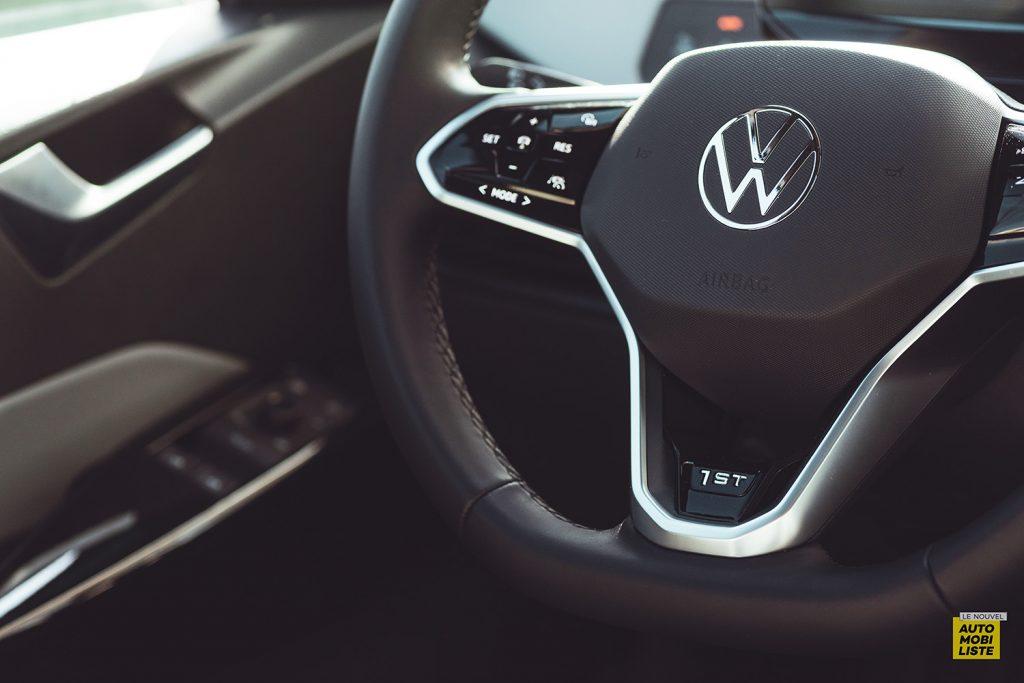 Essai VW ID.3 1st Max 58kWh 204ch volant