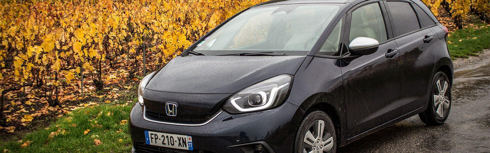 Honda Jazz e-HEV Le Nouvel Automobiliste