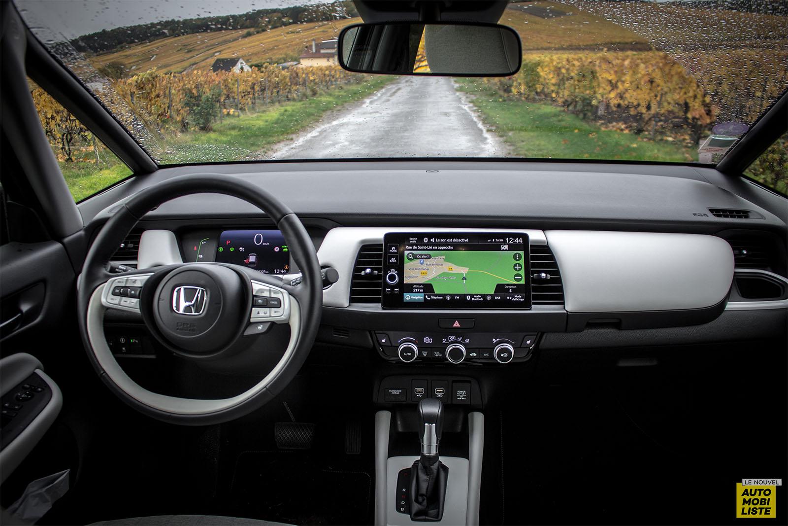 Essai Honda Jazz e HEV 11