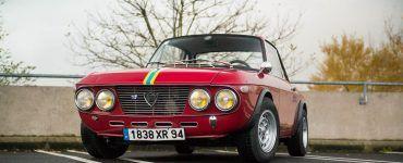 Essai Lancia Fulvia 1300 HF