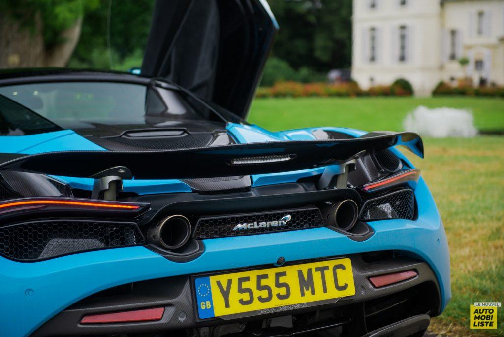 Essai McLaren 720s Spider