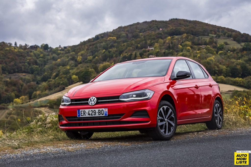 Essai Nouvelle Volkswagen Polo Le Nouvel Automobiliste 182