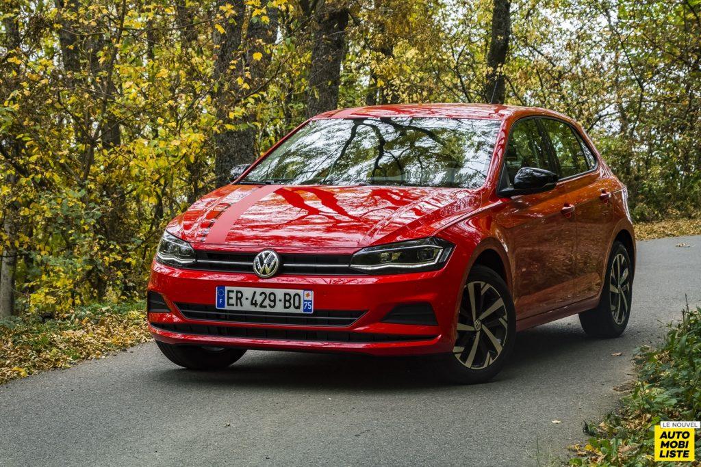 Essai Nouvelle Volkswagen Polo Le Nouvel Automobiliste 186