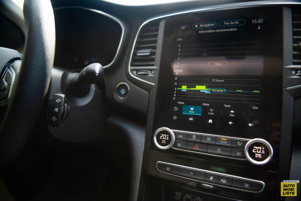 Essai Renault Megane E Tech 2020 23