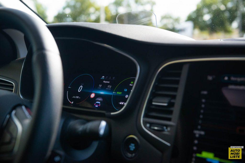 Essai Renault Megane E Tech 2020 25