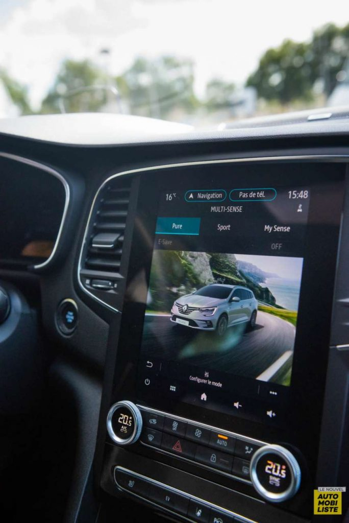 Essai Renault Megane E Tech 2020 26