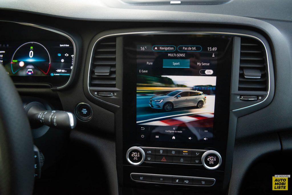Essai Renault Megane E Tech 2020 28