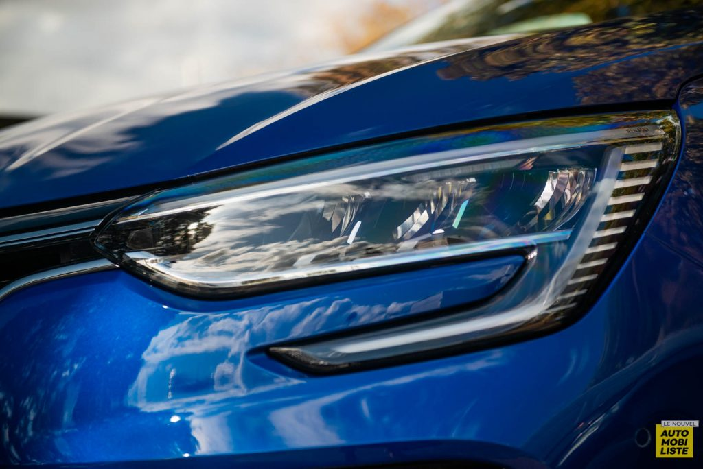 Essai Renault Megane E Tech 2020 41