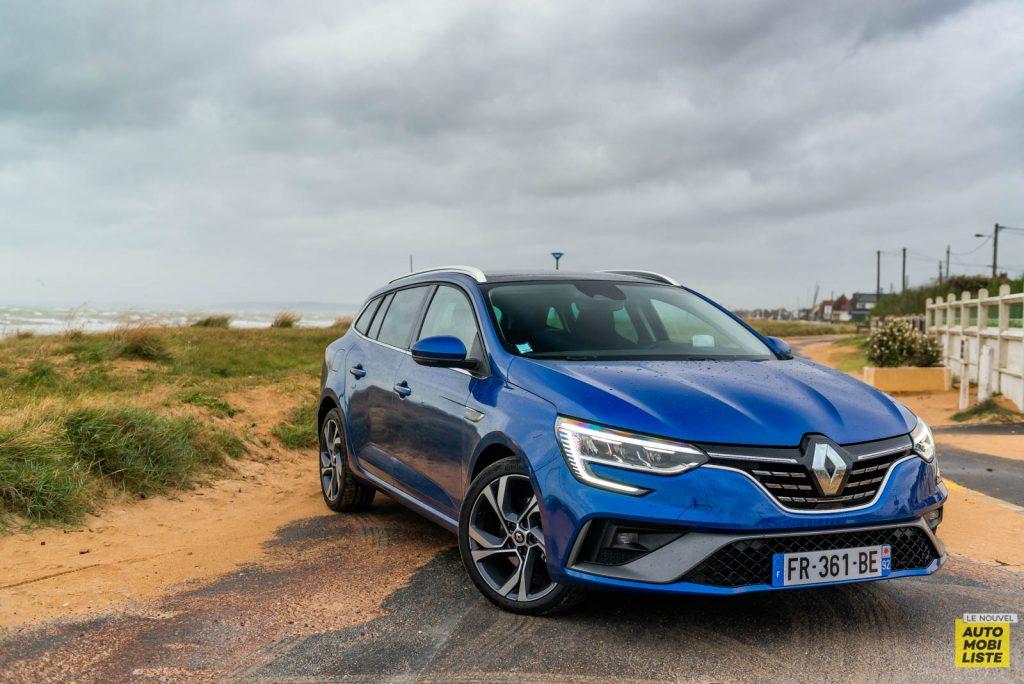 Essai Renault Megane E Tech 2020 60