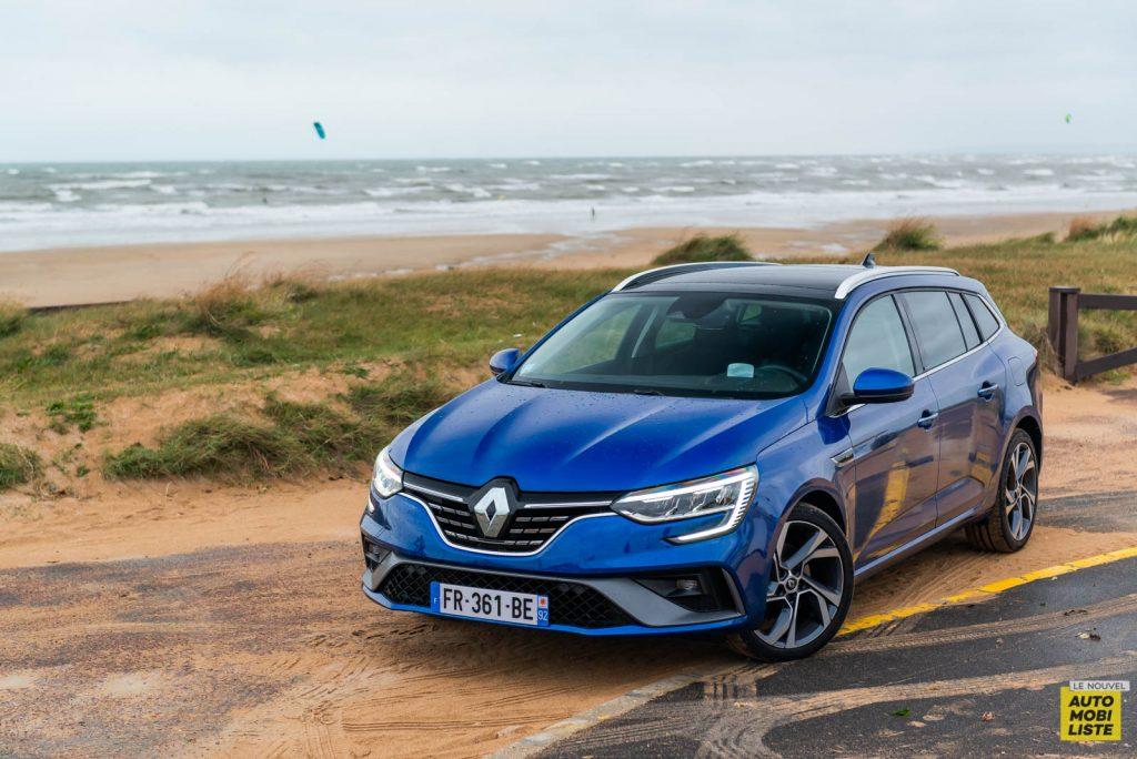 Essai Renault Megane E Tech 2020 61