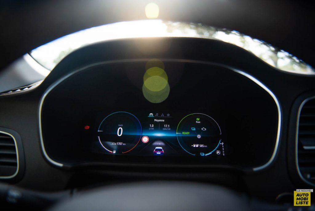 Essai Renault Megane E Tech 2020 8