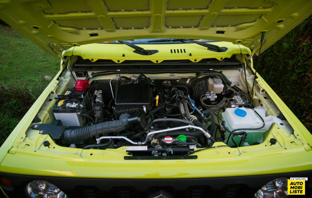 essai Suzuki Jimny 2019 boite auto