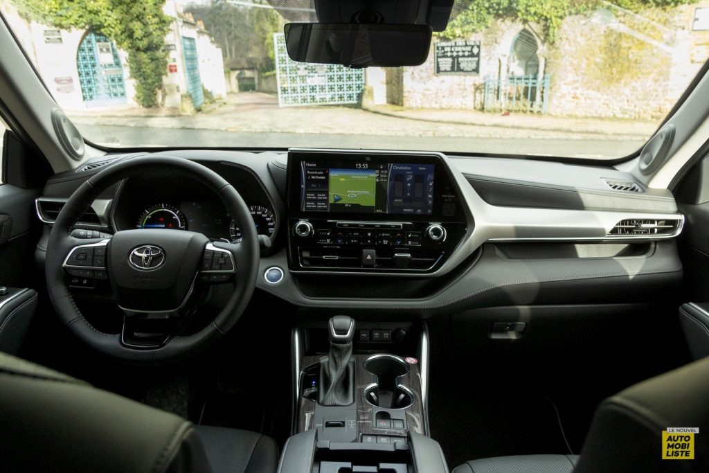 Essai Toyota Highlander Hybrid LeNouvelAutomobiliste 15 1