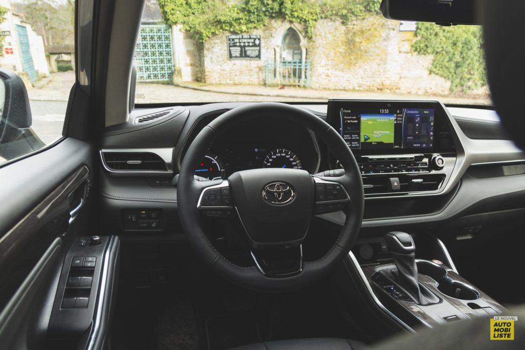 Essai Toyota Highlander Hybrid LeNouvelAutomobiliste 16