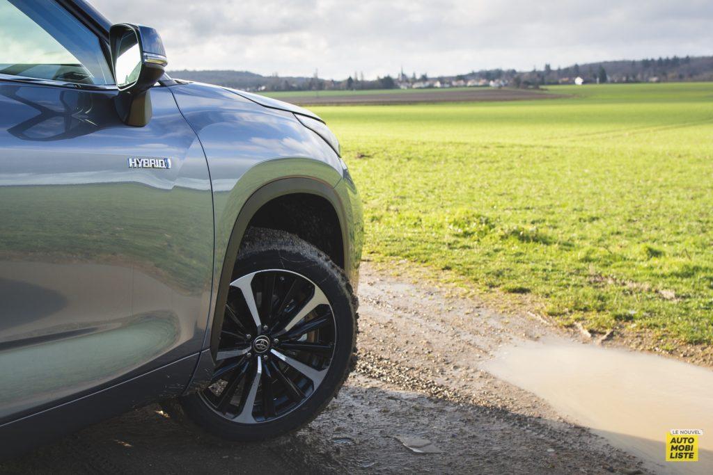 Essai Toyota Highlander Hybrid LeNouvelAutomobiliste 6 1
