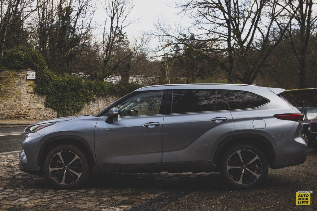 Essai Toyota Highlander Hybrid LeNouvelAutomobiliste 6 3