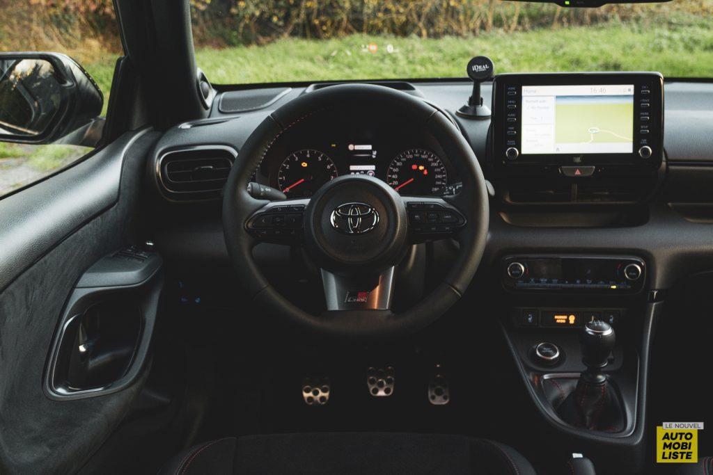 Essai Toyota Yaris GR LeNouvelAutomobiliste 86