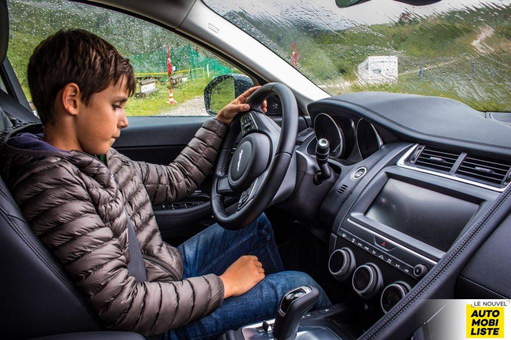 Experience Jaguar Land Rover 11 17 ans La Plagne LeNouvelAutomobiliste 05