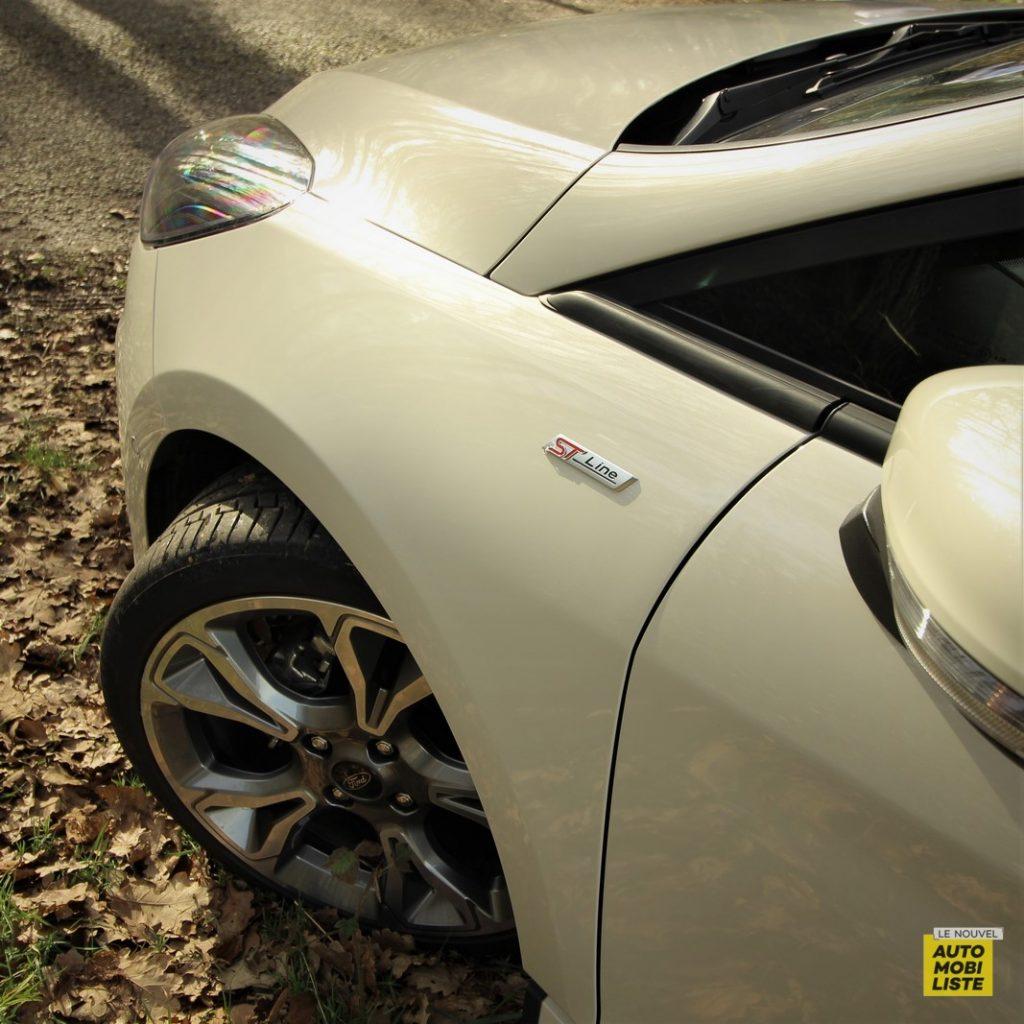 Ford Fiesta ST Line Dumoulin LNA 35