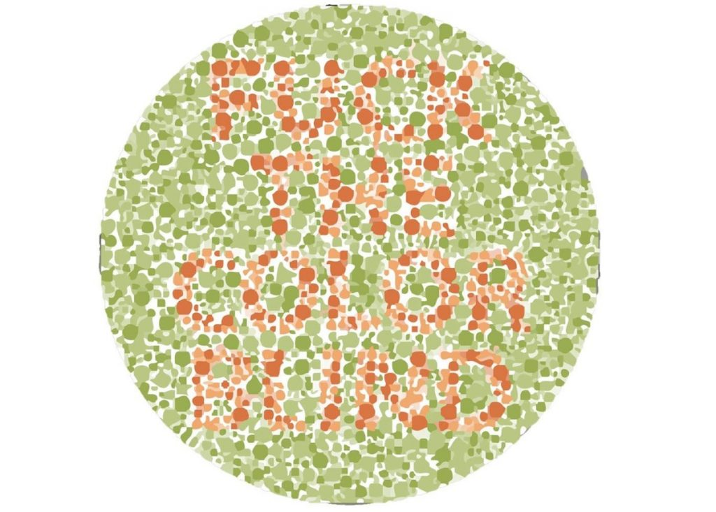Fuck The Colorblind
