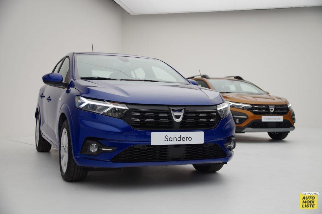 Gamme Dacia Sandero 2020 LNA FM 17