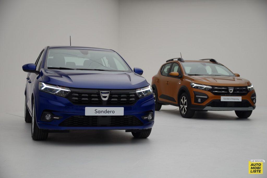 Gamme Dacia Sandero 2020 LNA FM 27