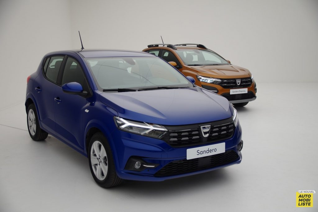 Gamme Dacia Sandero 2020 LNA FM 8