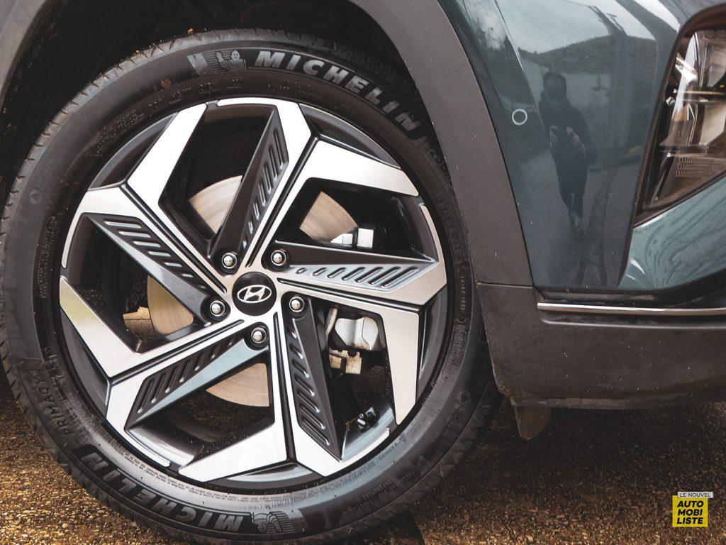 Hyundai Tucson Hybrid 230 Le Nouvel Automobiliste