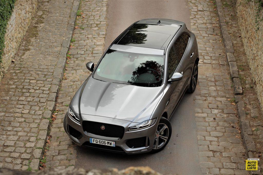 Jaguar F Pace LNA Dumoulin 2020 16