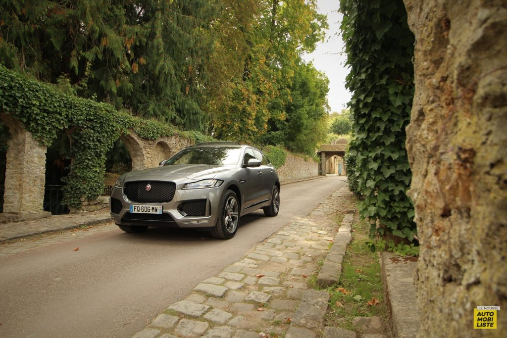 Jaguar F Pace LNA Dumoulin 2020 7