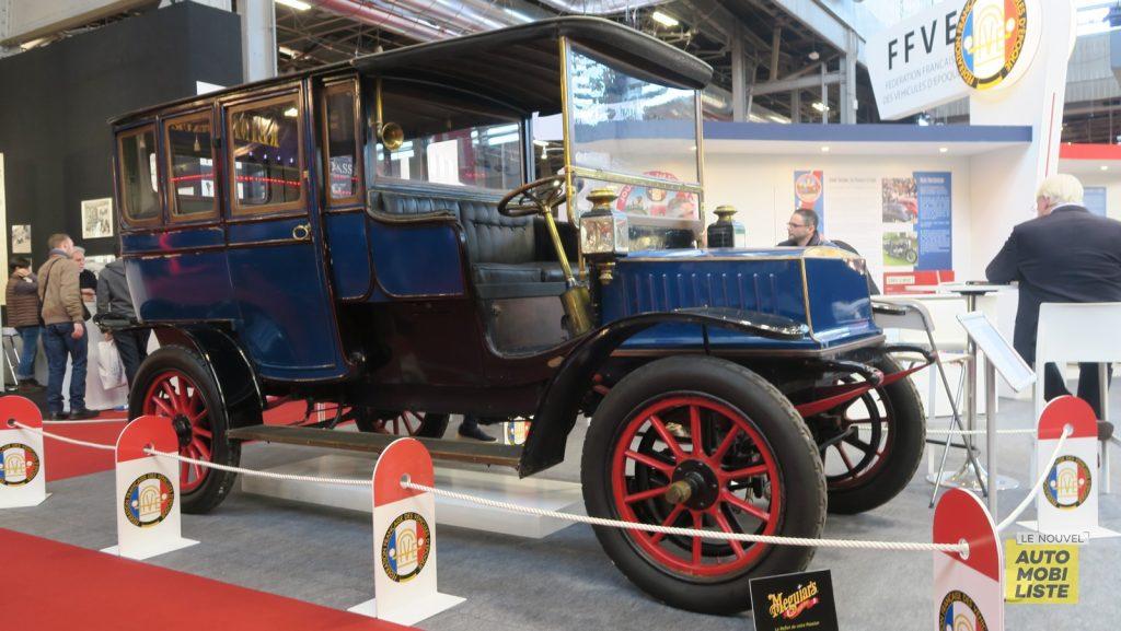 Krieger electrique 1908 Retromobile 2020 LNA FM 9
