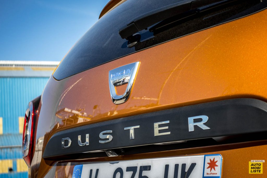 LNA 2007 Essai Dacia Duster Eco G Exterieur Detail RB 02