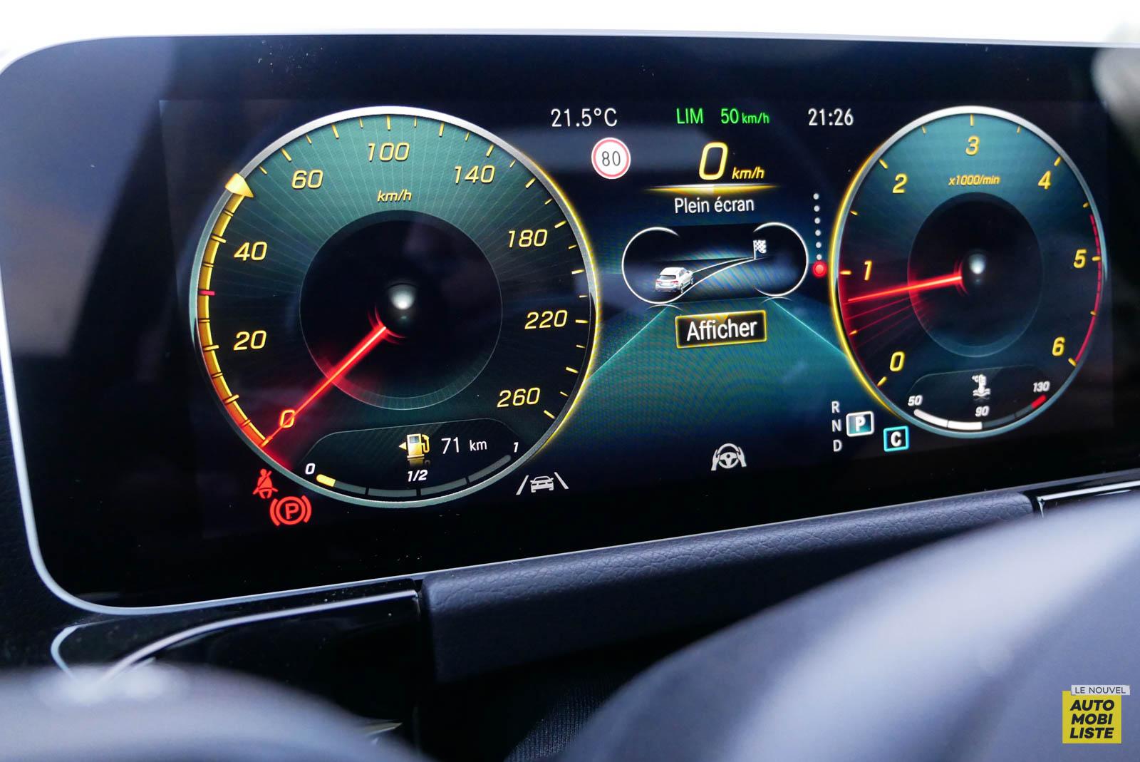LNA 2007 Mercedes GLA Compteur 008