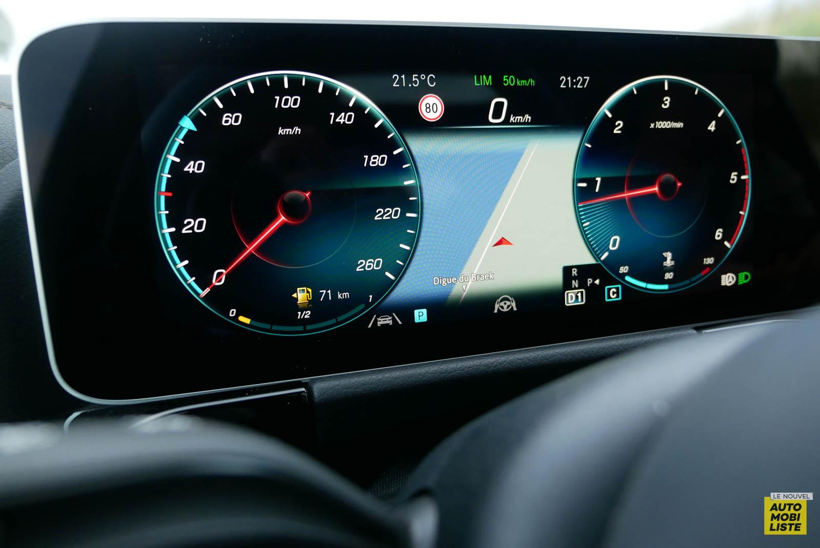 LNA 2007 Mercedes GLA Compteur 010