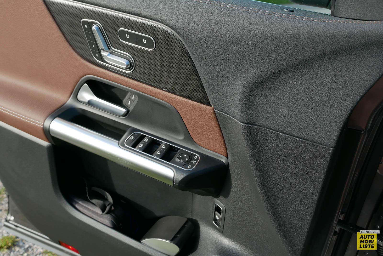LNA 2007 Mercedes GLA Interieur Detail 003