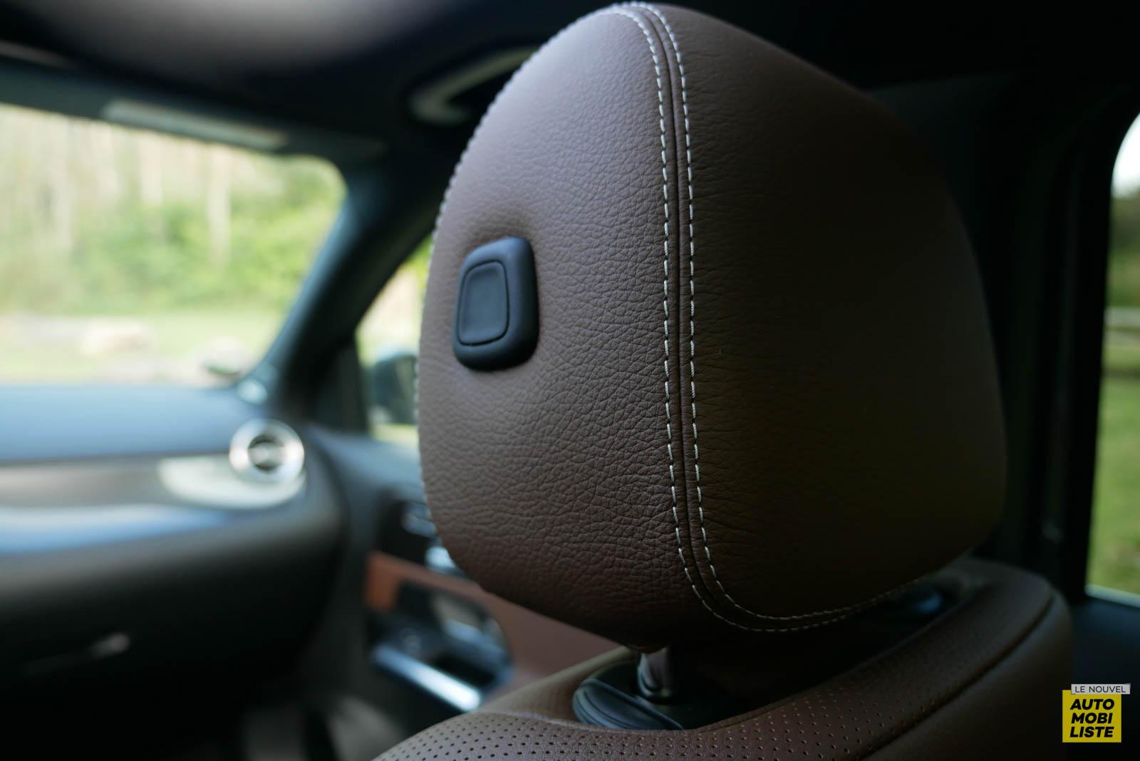 LNA 2007 Mercedes GLA Interieur Detail 006