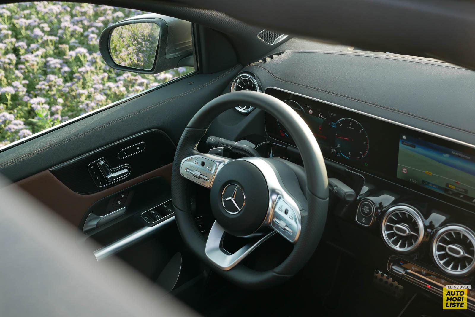 LNA 2007 Mercedes GLA Tableau de Bord 002