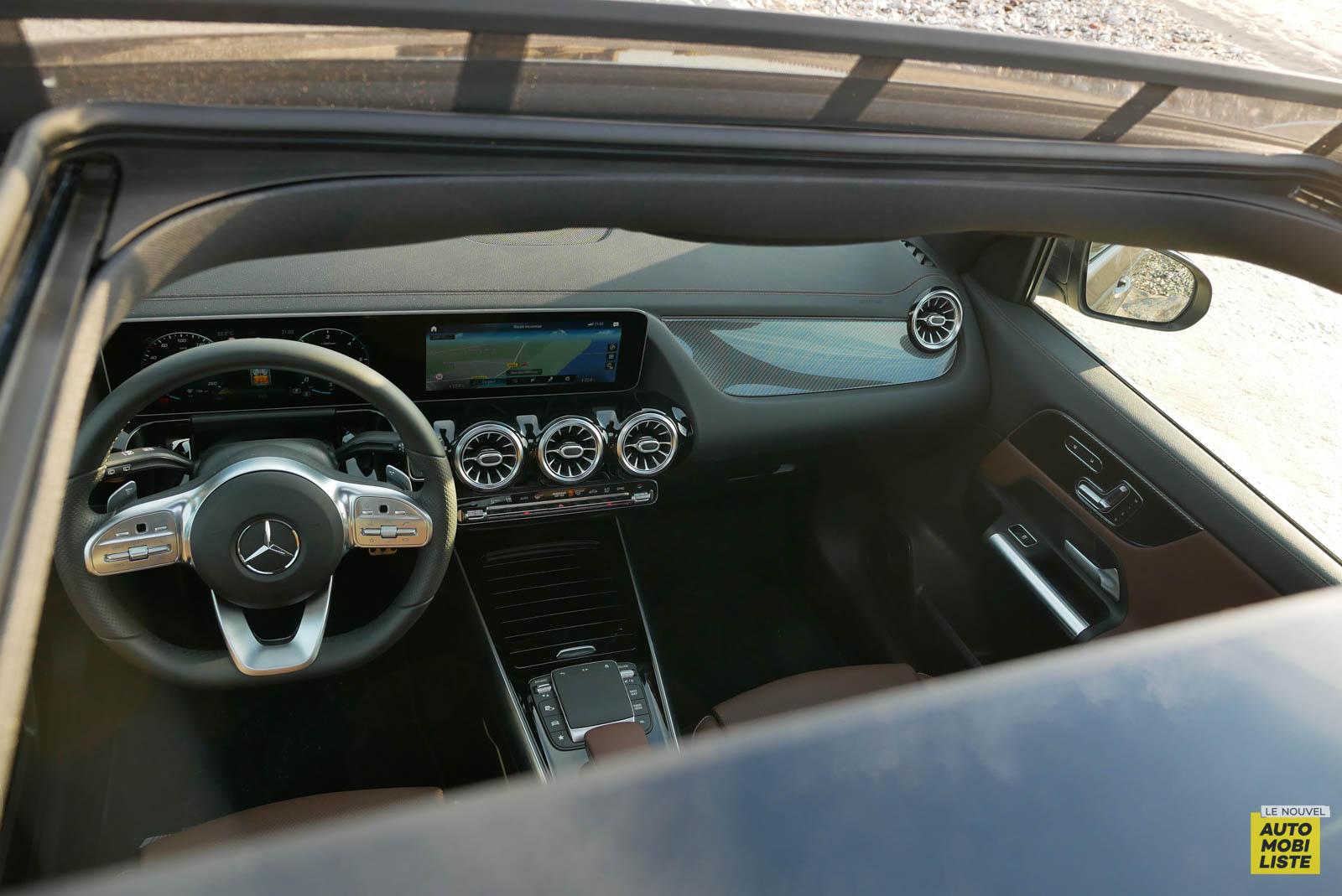 LNA 2007 Mercedes GLA Tableau de Bord 004