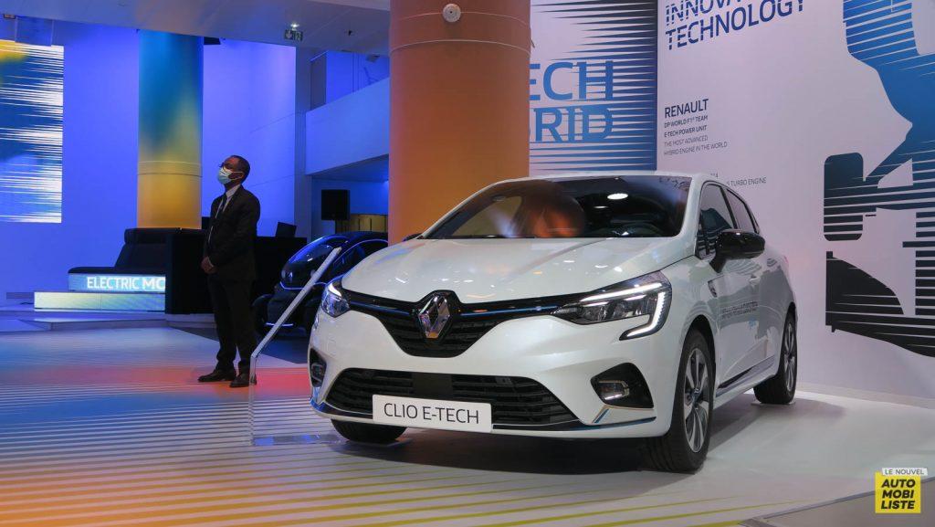 LNA 2009 Atelier Renault Etech Expo Clio E Tech 06