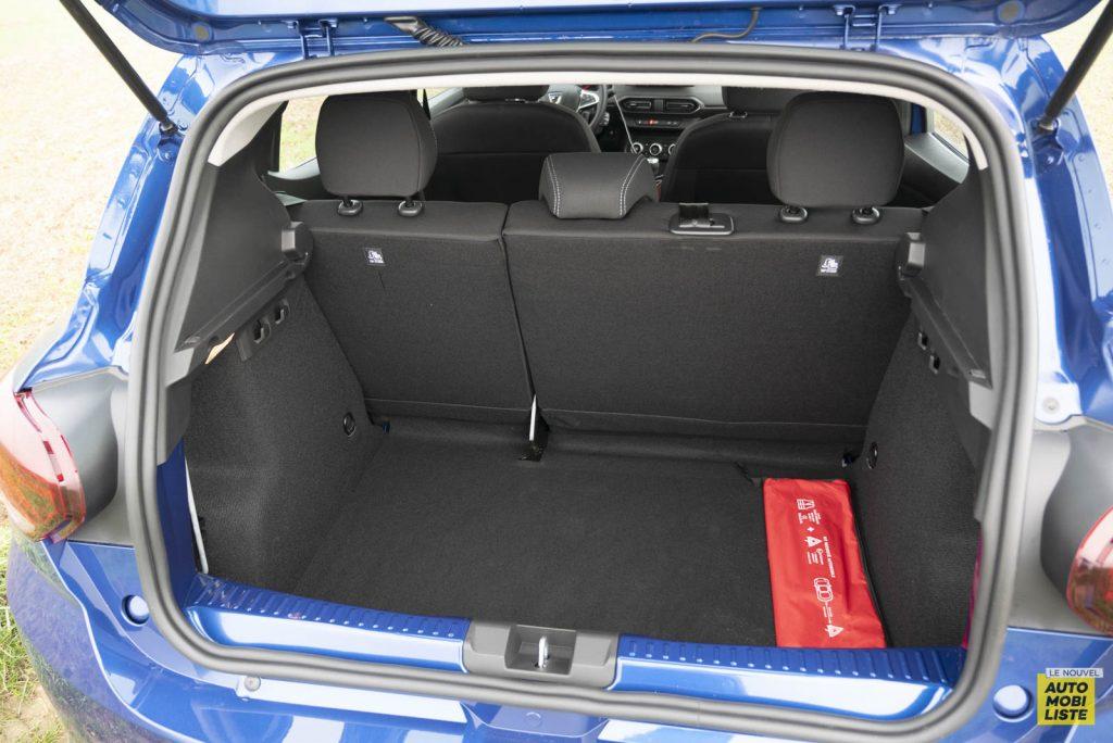LNA 2011 Dacia Sandero TCe90 Comfort Coffre 005