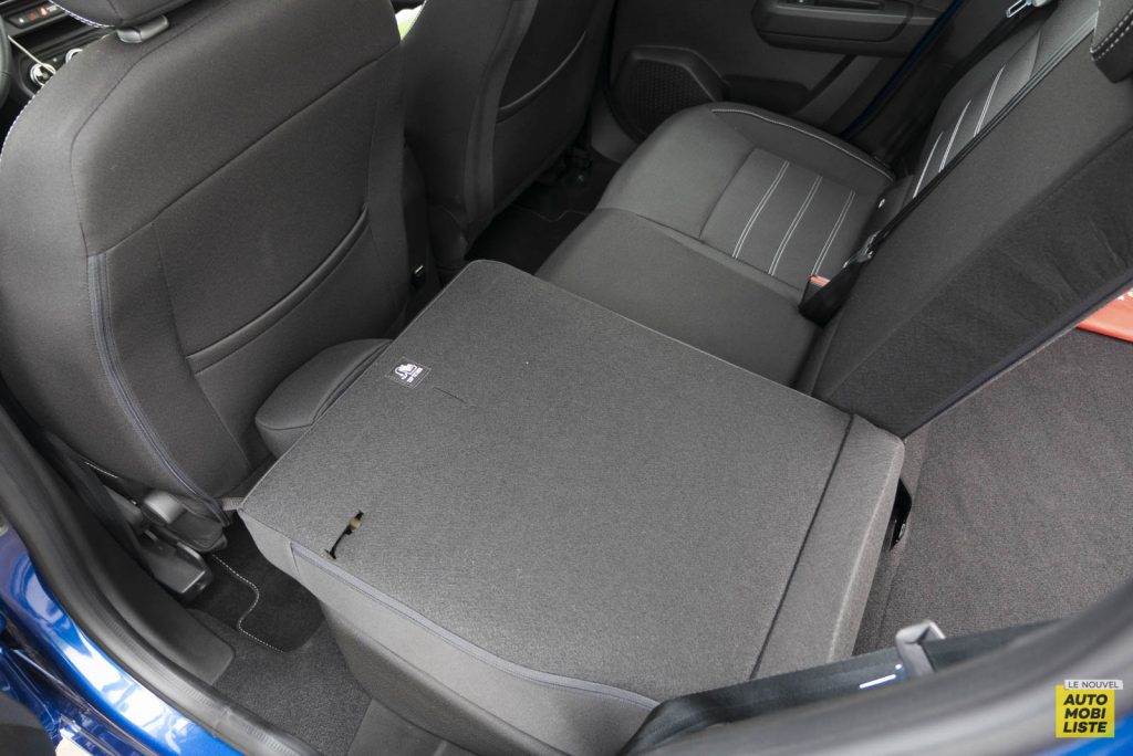 LNA 2011 Dacia Sandero TCe90 Comfort Coffre 006