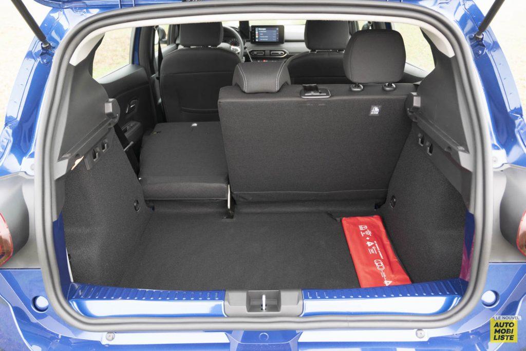 LNA 2011 Dacia Sandero TCe90 Comfort Coffre 007